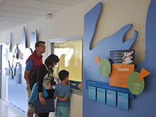 Réouverture de la galerie de visite de la criée de Roscoff le 30 juin (crédit : CCIMBO)