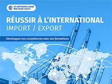 Réussir à l'international import - export : développez vos compétences avec les formations de la CCIMBO