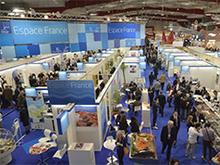 Exposez sur le SEAFOOD, premier salon européen des produits de la mer