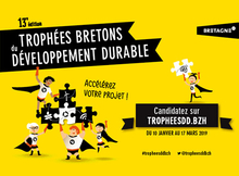 Trophées bretons du développement durable 2019 : candidatez jusqu'au 17 mars !