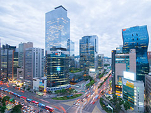 """EMBA Quimper : Conférence """"la Corée, une plateforme d'innovations et de partenariats"""" : le 10 décembre 2018"""