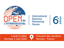 Open de l'International : lundi 2 juillet 2018 à Rennes