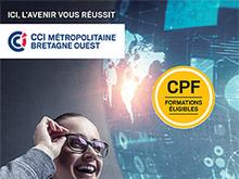 Les formations 2019 éligibles au CPF de la CCIMBO dans le Finistère
