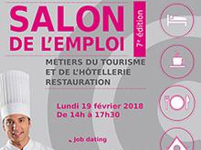 7ème édition du Salon de l'emploi de Morlaix le 19 février 2018