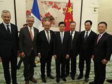 CCIMBO : signature à Pékin d'un accord dans le domaine de la formation professionnelle