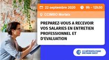 Réunion entretiens pros 22 sept 2020