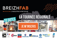 Participez à la tournée régionale BREIZHFAB et développez votre PME !