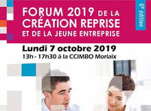 6e Forum de la création reprise et de la jeune entreprise : pour créer, reprendre ou développer son activité