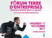 Forum Terre d'entreprises à Brest