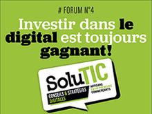 Solutic, 4ème forum le lundi 20 novembre 2017 à Brest