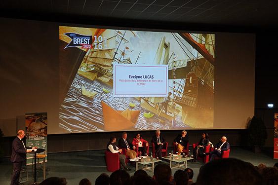 Brest 2020 : présentation de la programmation (crédit photo : B. Kermarec / CCIMBO)