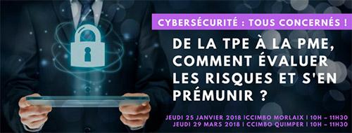 Réunions cybersécurité de la CCIMBO