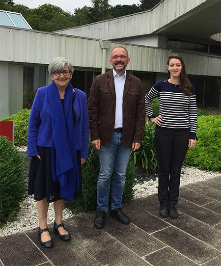 Présentation de la nouvelle coordinatrice Club Développement Durable Finistère